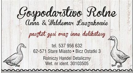 Gospodarstwo Rolne Anna Waldemar Luczakowie