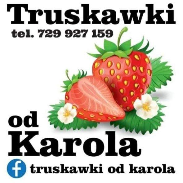 Truskawki od Karoka